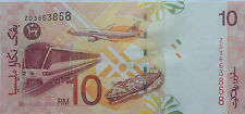 RM10 Zeti sign Replacement Note ZD 3663858