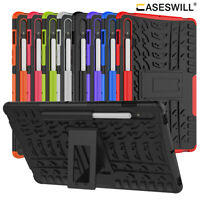 For Samsung Galaxy Tab S7 11'' T870 T875 Shockproof Armor Kickstand Case Cover