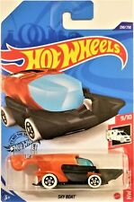 Hot Wheels - 2020 HW Rescue 9/10 Sky Boat 230/250 (BBGHC66)