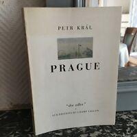 Peter Kral Praga Las Ciudades Ediciones de La Champ Vallon 1987 Muy Buen Estado