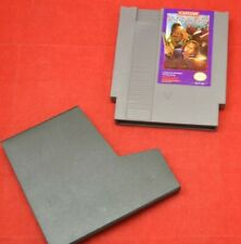 Rare Nintendo Cartridge NES Willow Game & Slip cover Capcom