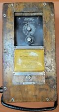 Antique Westinghouse 237124A cycle counter