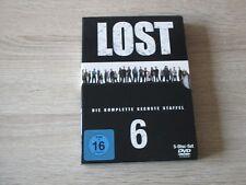 Lost - 6. Staffel  Serie 5 DVD Box