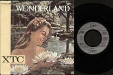 "XTC Wonderland  7"" Ps, German Issue, B/W Jump, 105 579-100"