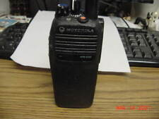 Motorola XPR-6350 UHF Portable Two Way Radio
