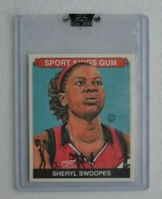 2010 Sportkings D mini SP Sheryl Swoopes
