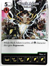 Green Arrow Flash BLACK ADAM Teth Adam #44 DC Dice Masters card