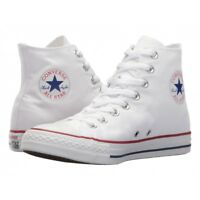 Converse Chuck Taylor All Star High Top Canvas Sneaker Optical White M7650
