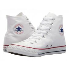 49352848665 Converse Chuck Taylor All Star High Top Canvas Sneaker Optical White M7650
