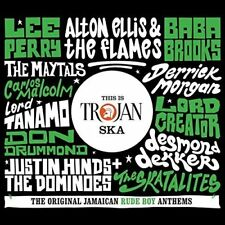 THIS IS TROJAN SKA 2 CD VARIOUS ARTISTS (New Release February 2018)