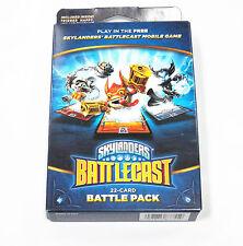 Skylanders BattleCast 22-Card Battle Pack (Smash Hit / Trigger Happy / Hex )