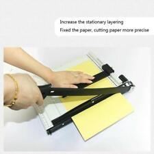 Carta Trimmer A4 carta foto CUTTER IN ACCIAIO Craft GHIGLIOTTINA Home Office Uso Nuovo