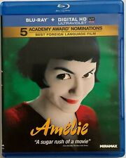 Amelie Blu Ray Rare Oop Free World Wide Shipping Buy It Now 5 Academy Award Nom