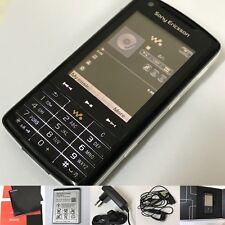 ORIGINAL BOX Sony Ericsson W960i Walkman - 8GB Black Unlocked VINTAGE Smartphone
