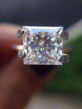 1.73 CARAT F COLOR IF INTERNALLY FLAWLESS PRINCESS CUT DIAMOND W/ GIA CERT
