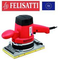 LEVIGATRICE ORBITALE FELISATTI TP517/AS 300W - PLATORELLO CON VELCRO ASPIRATO