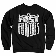 Officially Licensed Fast & Furious - Est. 2007 Sweatshirt S-XXL Sizes