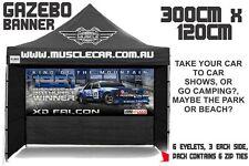 Musclecar Bathurst Winner XD Falcon 1981 Gazebo banner / flag