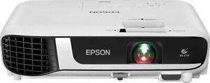 Epson EX5280 3-Chip 3LCD XGA Projector, 3,800 Lumens Color Brightness  **New**