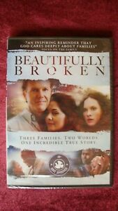 Beautifully Broken - New Sealed DVD ~ Benjamin A. Onyango