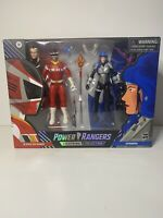 Power Rangers Lightning Collection IN SPACE RED RANGER & ASTRONEMA Spectrum Pack