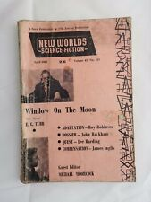 New Worlds Science Fiction Vol 43 No 129 April 1963 PB EC Tubb Roy Robinson ++