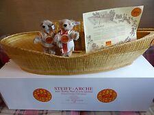 Steiff Arche mit Teddy Noah und Frau, limitiert auf 8.000 Stück, EAN 038006