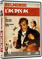 L'as des as DVD NEUF SOUS BLISTER Jean-Paul Belmondo, Marie-France Pisier