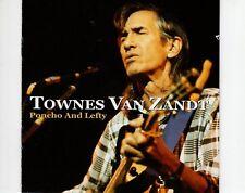 CD TOWNES VAN ZANDTponcho and lefty2004 EX+ 2CD   (B0463)
