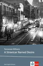 A Streetcar Named Desire von Tennessee Williams (Taschenbuch)