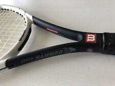 Wilson Hyper Hammer 6.2 MidPlus 95 Tennis Racket Racquet 4 3/8 Grip