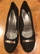 Easy Spirit Women's Black Pumps Size 6.5 M
