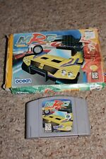 MRC Multi Racing Championship (Nintendo 64 n64) with Box FAIR