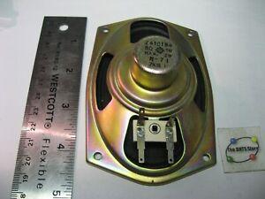 "Speaker Oval 4-3/4"" Hitachi 2410184 8 Ohm 1 Watt TV Television - Used Qty 1"