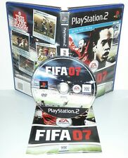 FIFA FOOTBALL  2007 07 7 - Playstation 2 Ps2 Play Station Gioco Game