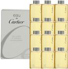 Eau de Cartier For Women Combo Pack: All Over Shampoo 30oz 12x2.5oz Bottles New