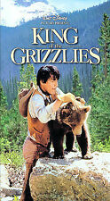 King of Grizzlies [VHS]