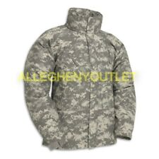 USGI Extreme Cold/Wet Weather GoreTex Jacket ECWCS Gen III Lvl 6 L-Reg ACU NEW
