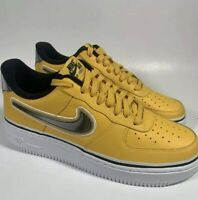 Nike Air Force 1 '07 LV8 Sport University GoldBlack White
