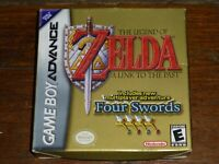 The Legend of Zelda, A Link to the Past, Four Swords for Gameboy Advance