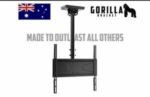 GORILLA CEILING MOUNT TV BRACKET For 37 to 70 Inch TV's