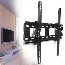 In US Plasma Flat Tilt TV Wall Mount Bracket For 26 32 37 40 42 46 48 50 52 55""