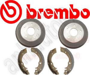 Brembo Drum Brake Kit  Honda Accord 2.4  / Honda CR-V DRUMS+SHOES