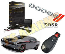 2012 DODGE CHALLENGER REMOTE START ADD ON PLUG AND PLAY STARTER 3X LOCK EASY
