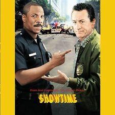 Showtime Original Soundtrack OST promo copy (CD, Mar-2002, MCA (USA))