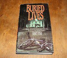 BURIED LIVES by NANCY STAR HB/BCE 1993
