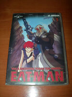 EAT-MAN VOL.1  SERIE ANIME CAPÍTULOS 1 AL 5 DVD PAL ESPAÑA BUEN ESTADO