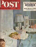 1950 Saturday Evening Post January 21-Marshall in China