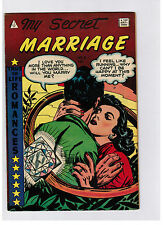 MY SECRET MARRIAGE COMIC No. 9 I W Enterprises