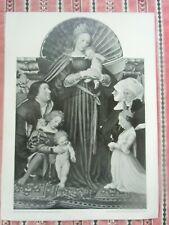 Holbein Darmstädter Madonna des Bürgermeisters Meyer zum Hasen Kannengießer